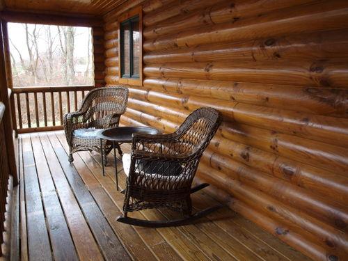 Ext porch